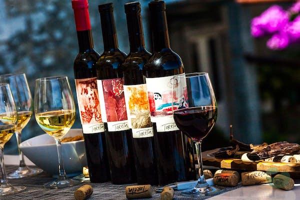 Wine experience on Korcula island