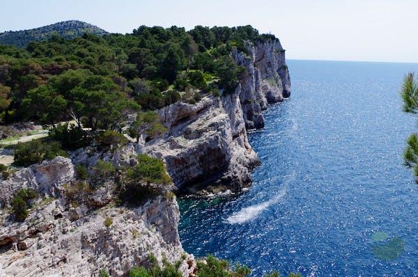 Zadar canal sailing excursion