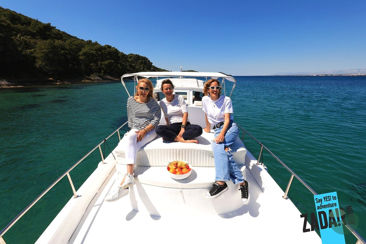 Kornati islands private cruise with a taste of tradition